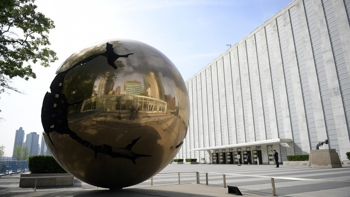 Что Порошенко забыл в кабинете Лаврова и почему высмеяли Трампа: Закулисье 73-й сессии Генассамблеи ООН