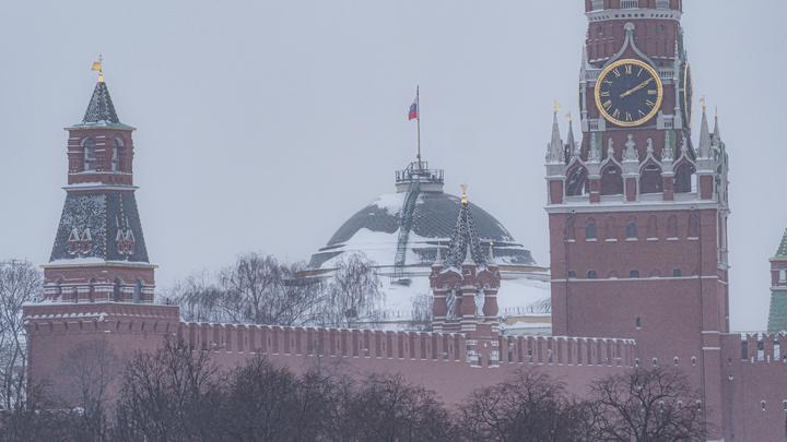 В России создадут запретные для беспилотников зоны: Сначала вокруг Кремля
