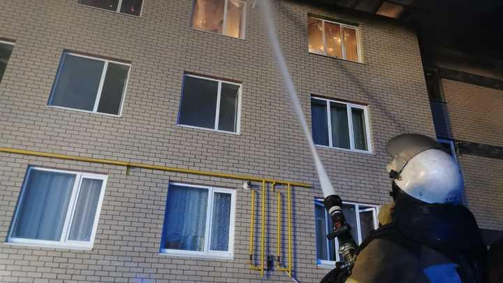 Живого младенца достали из-под завалов после взрыва в Маргуше Нижегородской области