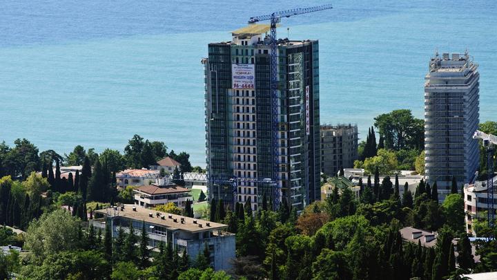 Раньше стоило 2 млн, а теперь в 2,5 раза дороже: Блогер рассказал, как выросла цена на жилье в Сочи