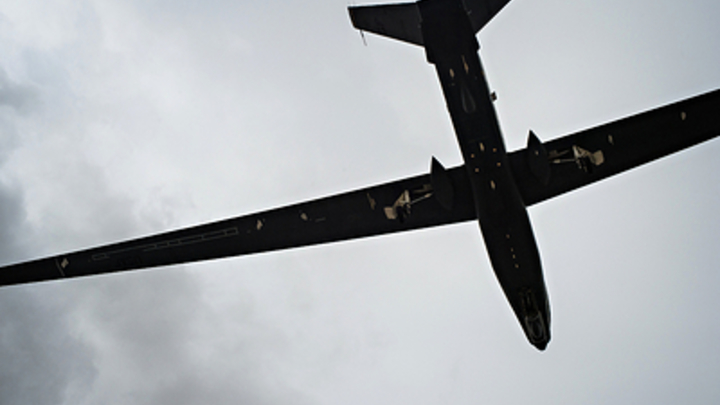 От Донбасса до Крыма: Рассекречен маршрут американского беспилотника у границ России