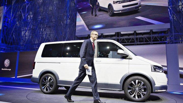 Volkswagen Multivan T5 и T6 будут отозваны из-за дефекта натяжителя ремня