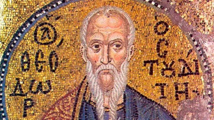 Преподобный Феодор Студит. Церковный календарь на 8 февраля