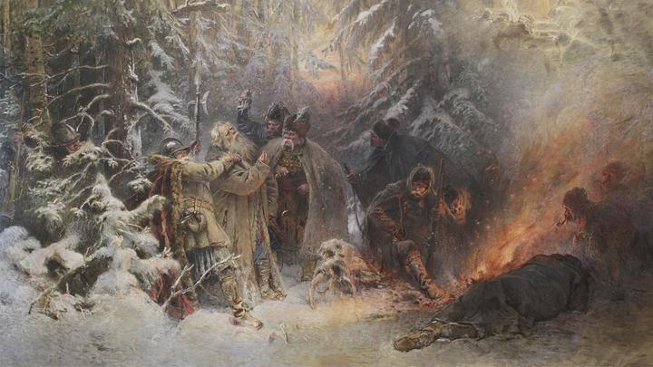 Хронология вечности: День подвига Ивана Сусанина