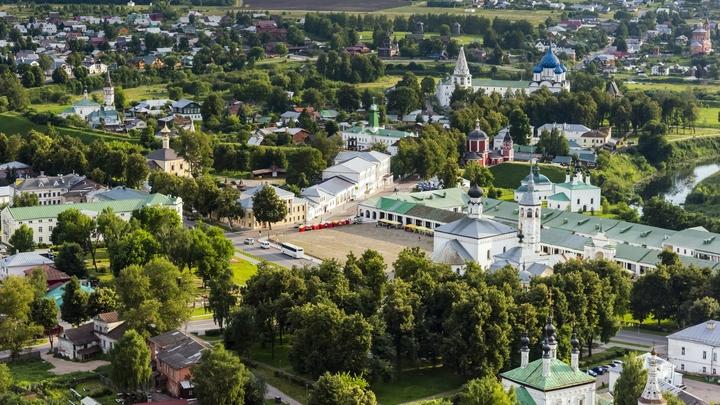 Суздаль получил еще 54 миллиона рублей на ремонт улиц