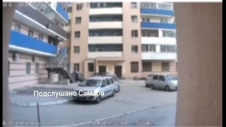 В Самаре мать выбросила маленькую дочь с балкона 5 этажа