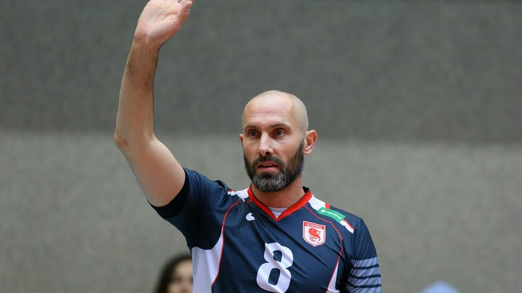 Волейболист Сергей Тетюхин завершит карьеру после окончания сезона