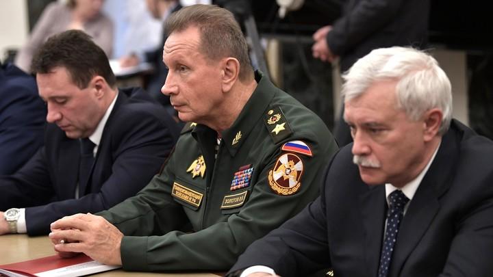 Команда из Смольного: Полтавченко озабочен судьбой жертв взрыва в Перекрестке