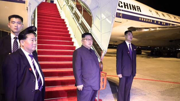 Кремль ничего не знает о самолете Ким Чен Ына во Владивостоке