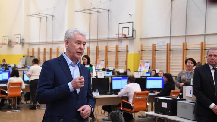 Заражённые и приезжали, и проезжали: Собянин объяснил введение жёстких мер для Москвы