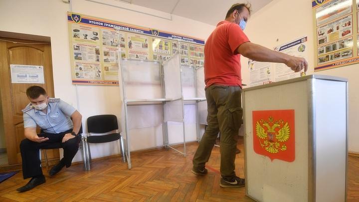 Выборы в Новосибирске 2021: как найти избирательный участок по адресу