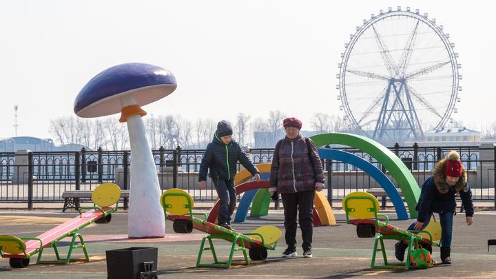Когда в Минске на зиму закроются аттракционы