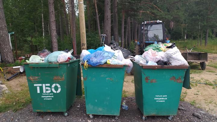Конкурс по выбору мусорного оператора на 131 миллиард рублей остановили из-за жалобы