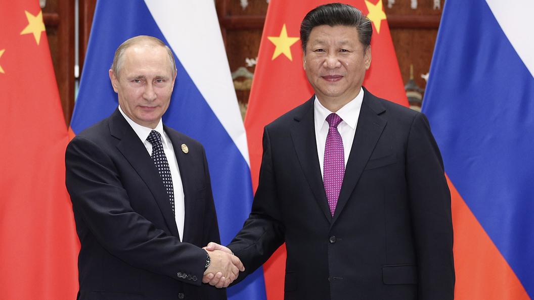 Путин удивил семью Си Цзиньпина необычным подарком