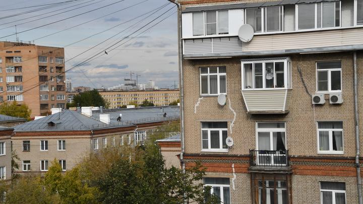 СК начал проверку после падения 8-летнего мальчика с седьмого этажа в Новосибирске