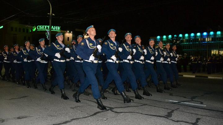 Репетиция Парада Победы 2021 в Новороссийске: График проведения и перекрытия улиц