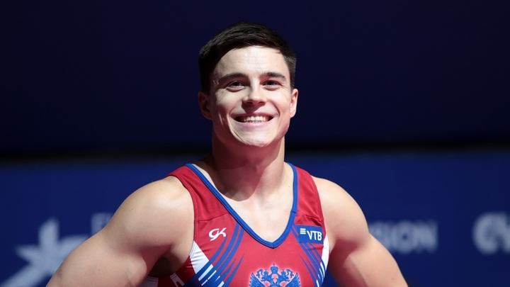 Гимнаст из Ростова Никита Нагорный завоевал ещё одну медаль на Олимпийских играх в Токио