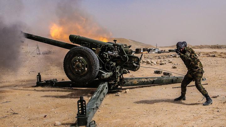 В Сирии намечается очередное обострение