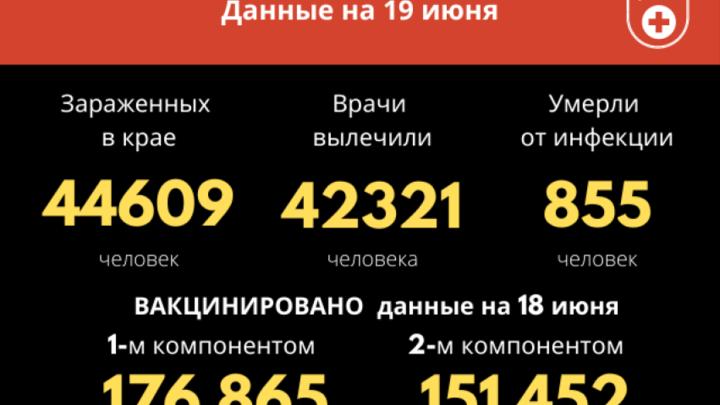 135 новых случаев COVID-19 подтверждено за сутки в Забайкалье