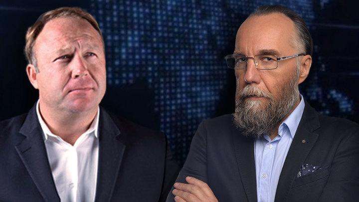 Алекс Джонс и Александр Дугин: Как Россия и Америка могут понять друг друга