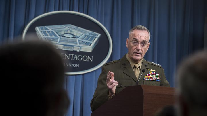 США в очередной раз подтвердили, что не хотят бороться с ИГ в Сирии