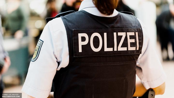 Взрывотехники обыскали Александерплац в Берлине
