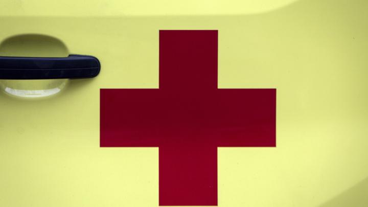 Три человека погибли при столкновении легковушки сэлектровозом вДагестане