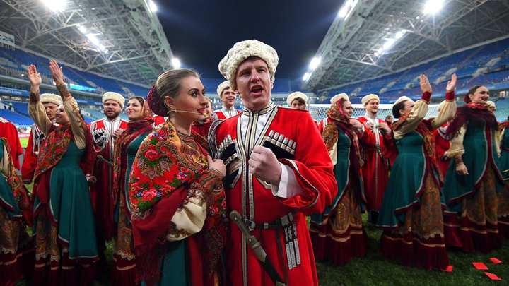 Кубанский казачий хор отправился вАвстрию сконцертной программой