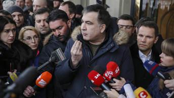 В Минюсте Грузии напомнили, что по-прежнему ждут Саакашвили