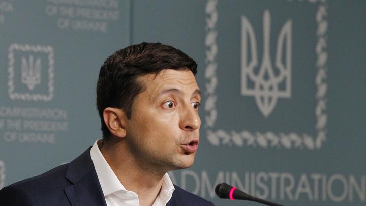 Его Кличко укусил? Зеленский записал кривое обращение к Вакарчуку - видео