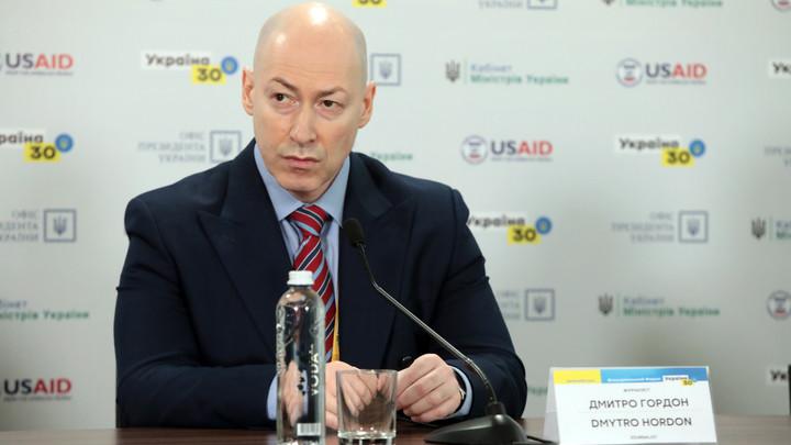 Бежавший из России банкир расстроил Гордона ответом о Крыме и Донбассе