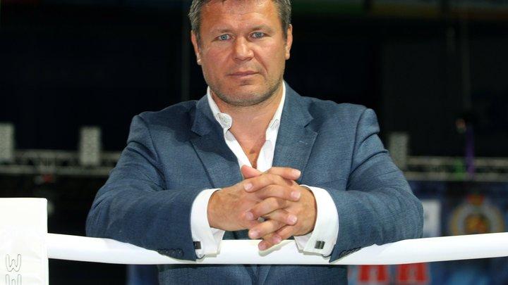 Олег Тактаров призвал фанатов Хабиба разобраться по-мужски