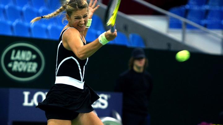 Азаренко успешно стартовала на турнире в Германии с призовым фондом 235 тысяч долларов
