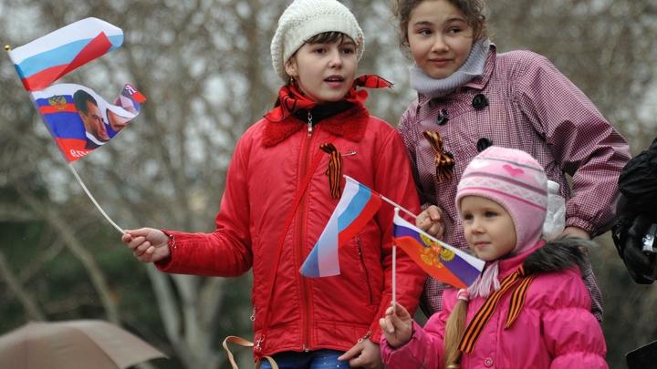 Крымские дети возмутили украинского журналиста: Страшно бесит