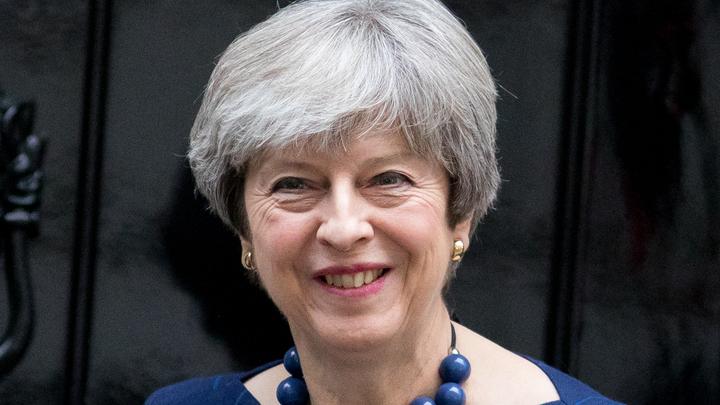 В Великобритании едва не убили премьер-министра Терезу Мэй