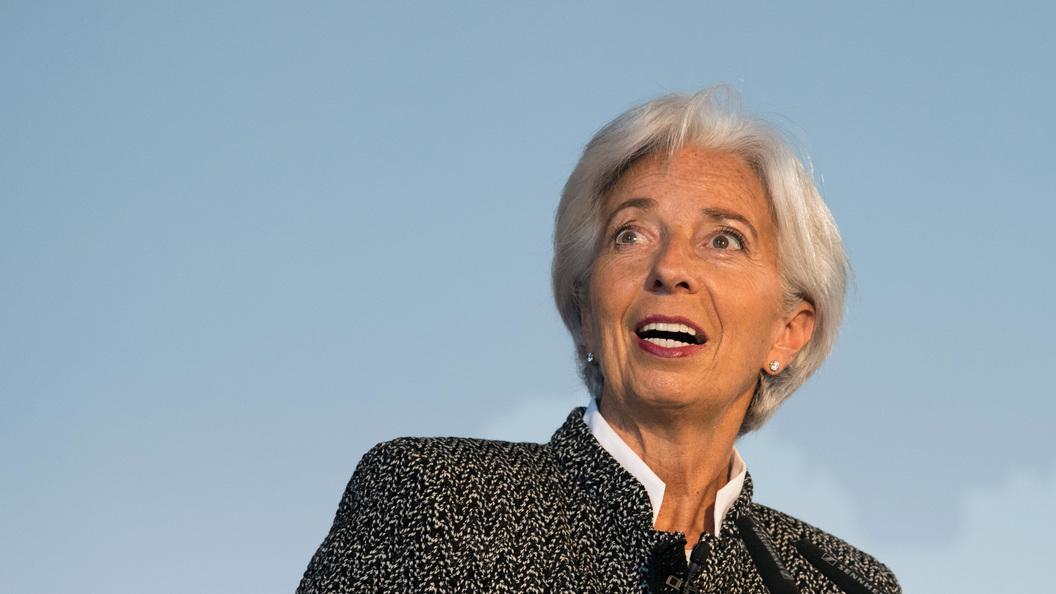 Руководитель МВФ: Зоне евро нужен антикризисный фонд