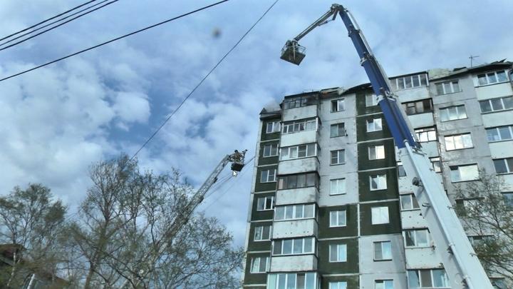 В жилом доме в Приморье прогремел взрыв. Есть погибший - источник