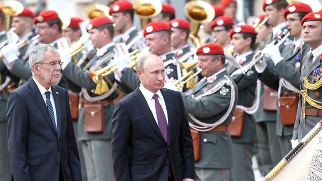 Австрия сделала ставку на дружбу с Россией: О чем Путин договорился в Вене