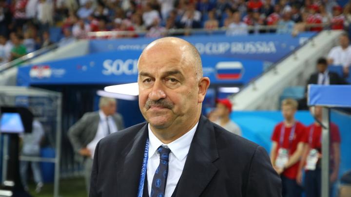 Черчесов разъяснил отсутствие Акинфеева всборной наближайших матчах