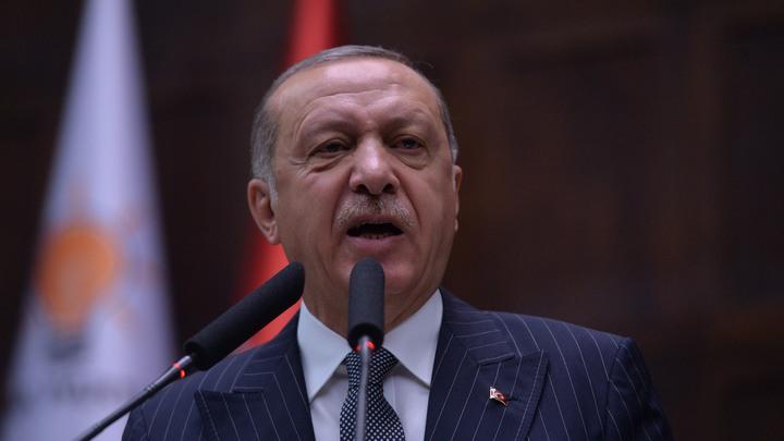 Эрдоган публично отверг благодарность Трампа за освобождение американского пастора Брансона