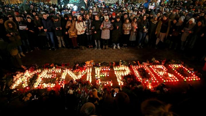 Шмотки ценой в жизнь: Появилось видео, объясняющее огромное число жертв в Кемерове