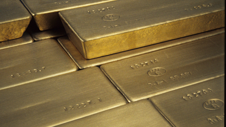 Большая ставка Путина на золото окупается - Bloomberg