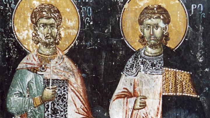 Мученики Флор и Лавр. Православный календарь на 31 августа