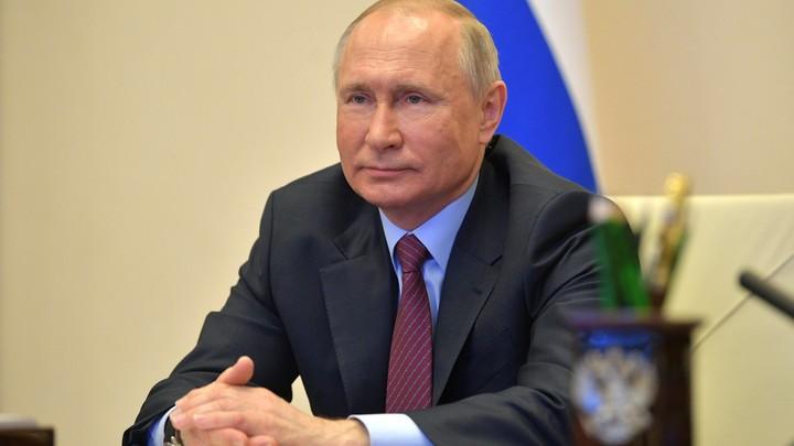 Добрый день! Здрасьте!: Вклинившийся в разговор малыш насмешил Путина