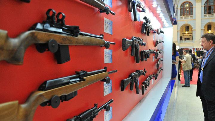 Закон о гладкоствольном оружие