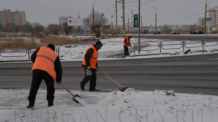 В Кургане проспект Мальцева сдали с нарушением требований безопасности