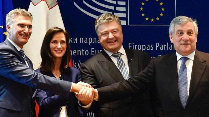 Безвизовый режим в обмен на суверенитет