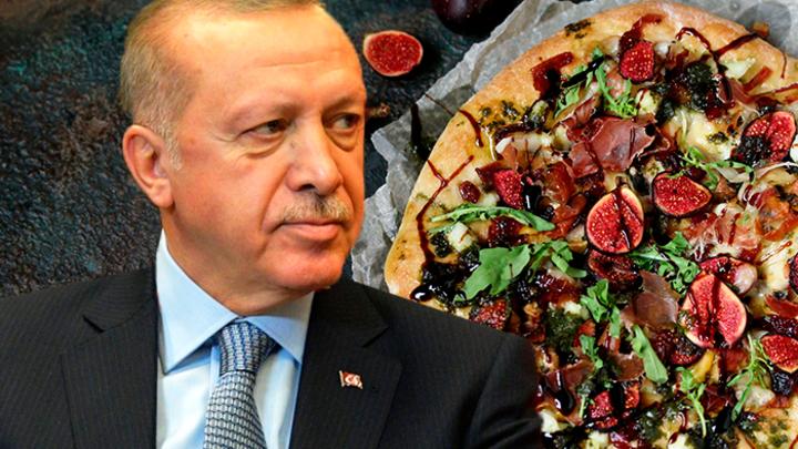 Турецкая кухня. Эрдоган. За одним столом – на трёх стульях!