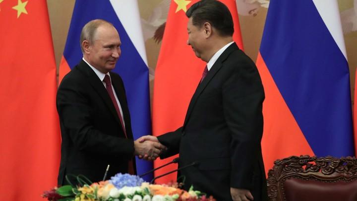 Путин назвал Си Цзиньпина «надежным хорошим другом» России