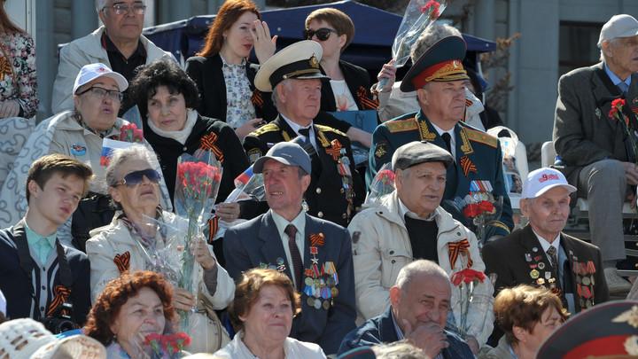 Самарские ветераны ВОВ получат выплаты к Дню Победы